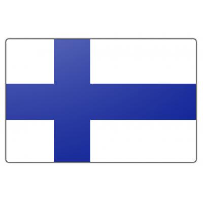 Finland vlag (70x100cm)