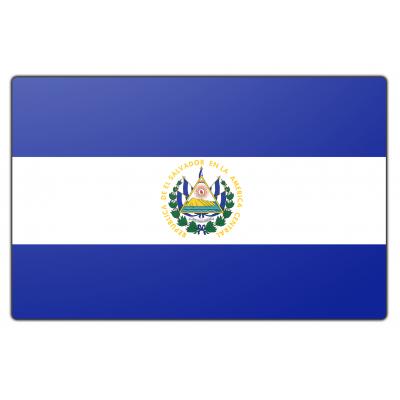 El Salvador vlag (150x225cm)