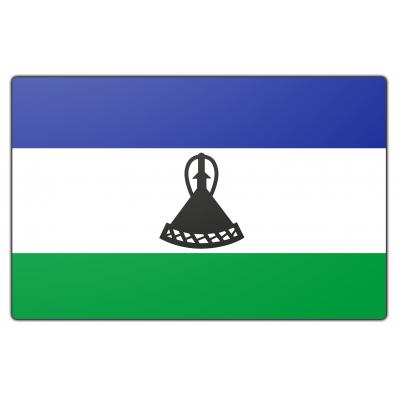 Lesotho vlag (70x100cm)