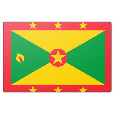 Grenada vlag (200x300cm)