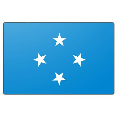 Micronesië vlag (150x225cm)