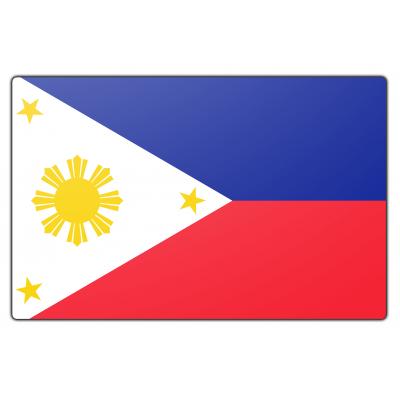 Filipijnen vlag (200x300cm)