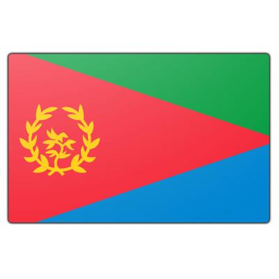 Eritrea vlag (200x300cm)