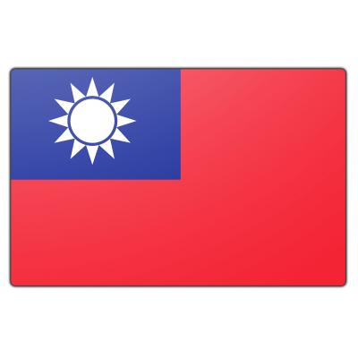 Taiwan vlag (200x300cm)