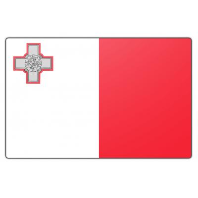 Malta vlag (70x100cm)