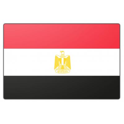 Egypte vlag (150x225cm)
