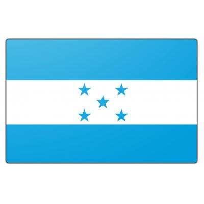 Honduras vlag (200x300cm)