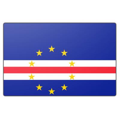 Kaapverdië vlag (200x300cm)
