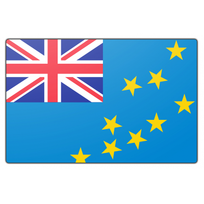 Tuvalu vlag (70x100cm)