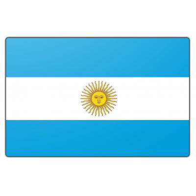 Argentinië vlag (70x100cm)