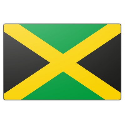 Jamaica vlag (100x150cm)