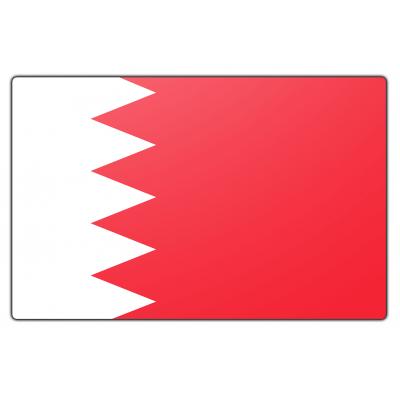 Bahrein vlag (200x300cm)