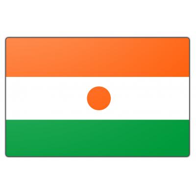 Niger vlag (150x225cm)