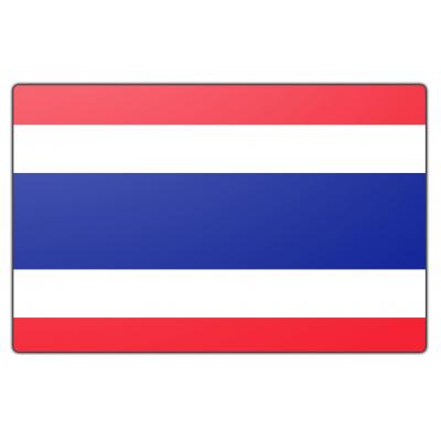 Thailand vlag (150x225cm)
