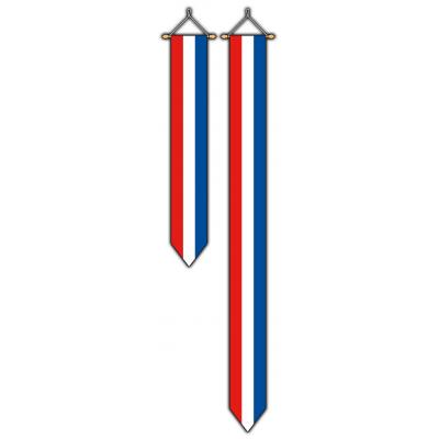 Nederland wimpel (30x300cm)