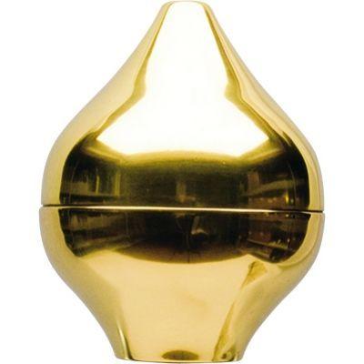 Peerknop, goud