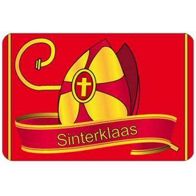 Sinterklaas vlag (70x100 cm)