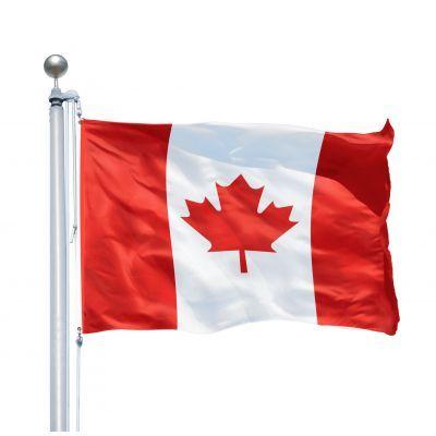 Canadese vlaggen