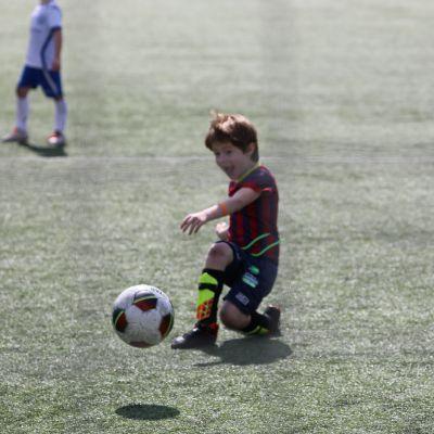 Voetbal, voetbal en ....