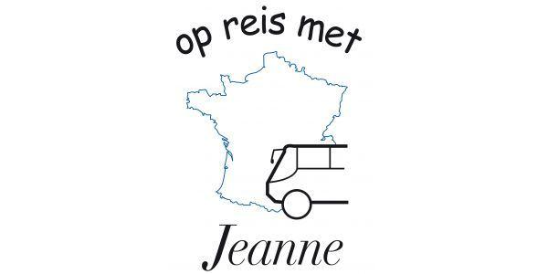 Op reis met Jeanne