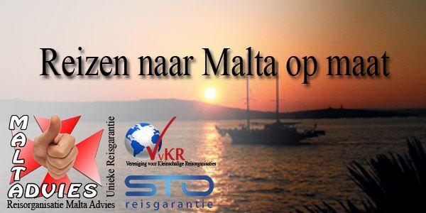 Reisorganisatie Malta Advies