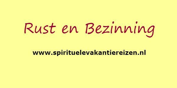 Spirituele Vakantiereizen