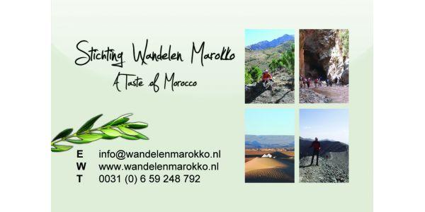 Stichting Wandelen Marokko