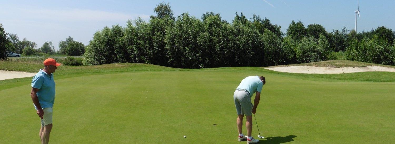Golfdag groot succes