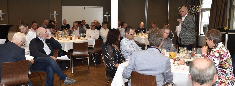 Goedbezochte lunchbijeenkomst met thema: 'Het Ondernemersfonds Soest'